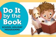 Image for event: Do It by the Book - School Holiday Programme