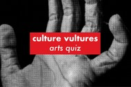 Image for event: Culture Vultures Arts Quiz