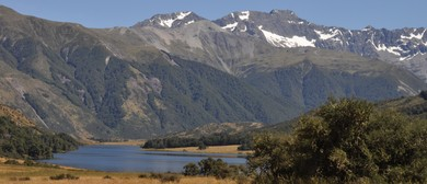 The James Stampede Ultra Mountain Run