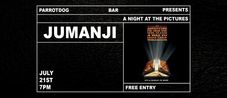 Parrotdog Movie Night: Jumanji