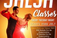 Image for event: Salsa Classes
