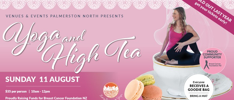 Yoga and High Tea