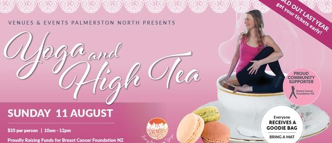 Yoga and High Tea