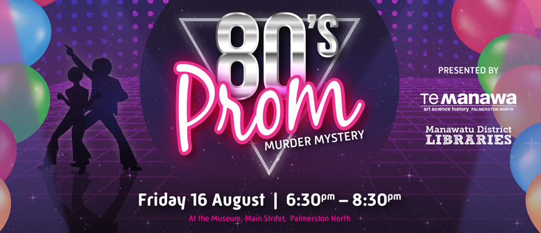 '80s Prom Mystery Evening