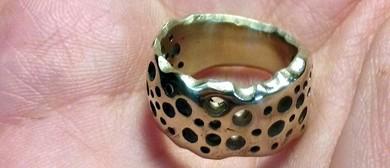 Lost Wax Casting Jewellery Class