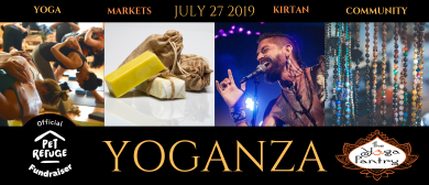 Yoganza - An Extravaganza of Yoga, Crafts, Music & Community