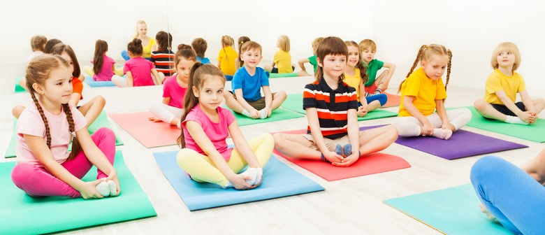 Kids Adventure Yoga 2-6