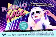 Image for event: Radio Kaos