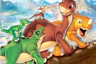 Image for event: The Land Before Time