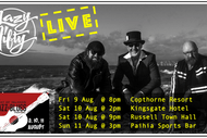 Image for event: Lazy Fifty - Bay of Islands Jazz and Blues Festival