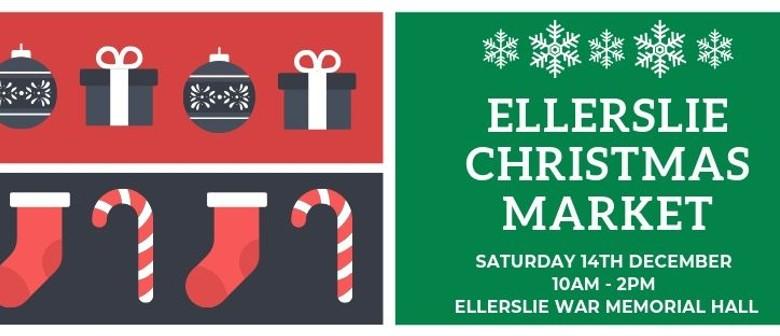 Ellerslie Christmas Market