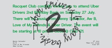 Uber Driver's Birthday Bash 2