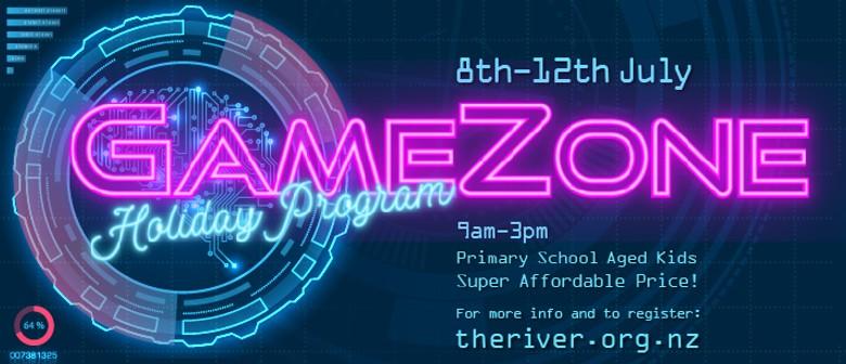 Game Zone - Holiday Program