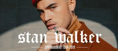 Stan Walker - Springboard Tour 2019