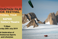 NZ Mountain Film Festival – Best Of' Hawke's Bay Screening