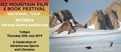 NZ Mountain Film Festival – 'Best Of' Rotorua Screening