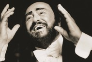 Image for event: Pavarotti