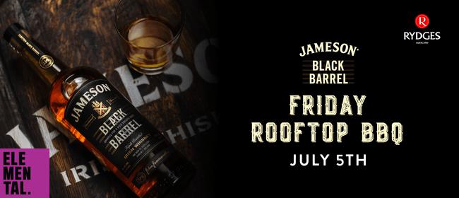 Jameson Black Barrel BBQ