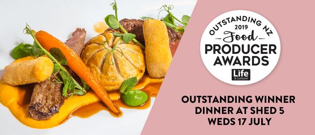Outstanding Winner Dinner