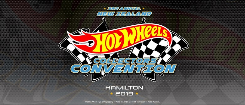 NZ Hot Wheels Collectors Convention