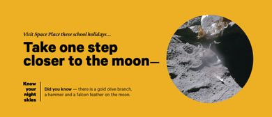 Take One Step Closer to The Moon These School Holidays