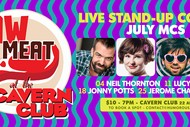 Image for event: Raw Comedy at Cavern Club
