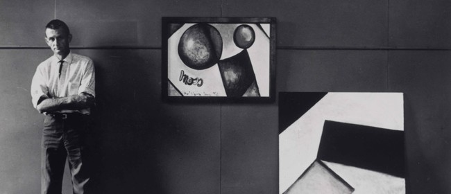 "Lecture series ""Colin McCahon: Artist, Curator, Spouse"""