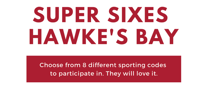 Super Sixes Hawke's Bay Tournament