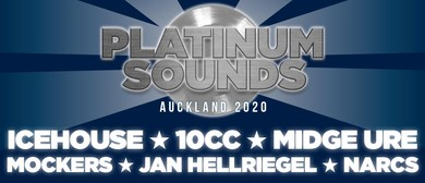 Icehouse + The Narcs: Platinum Sounds 2020: SOLD OUT