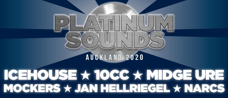 Icehouse + The Narcs: Platinum Sounds 2020