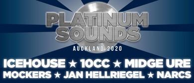 Midge Ure + The Mockers: Platinum Sounds 2020