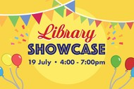 Image for event: Library Showcase