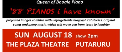 Jan Preston Trio '88 Piano's I Have Known'