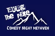 Image for event: Taking the Piste Comedy Night - Methven