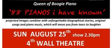 Jan Preston Trio - 88 Piano's I Have Known