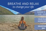 Image for event: Breathe and Relax - to Change Your Life