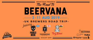 Road to Beervana: UK Brewers Road Trip