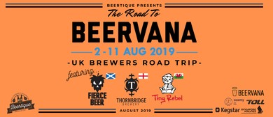 Road to Beervana: UK Brewers Road Trip - Palmerston North