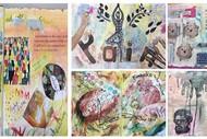 JHA3: Art Journaling with Jude Howker