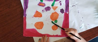 WSA Art School - Art for Preschoolers With Parents