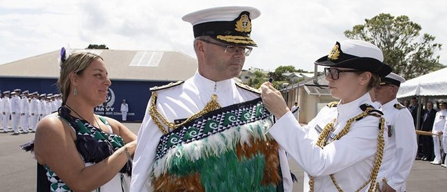 Chief of Navy Free Public Talk