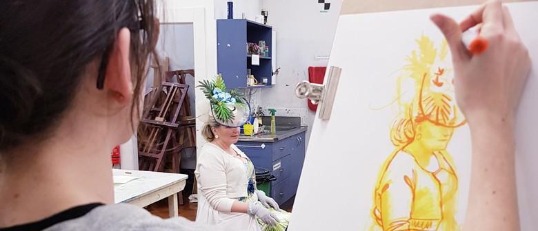 WSA Art School - Life and Figure Drawing