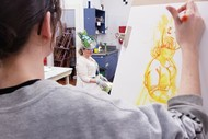 Image for event: WSA Art School - Life and Figure Drawing