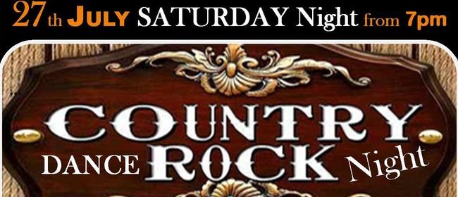 Country Rock Dance Night