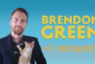 Image for event: Brendon Green: Of Consequence