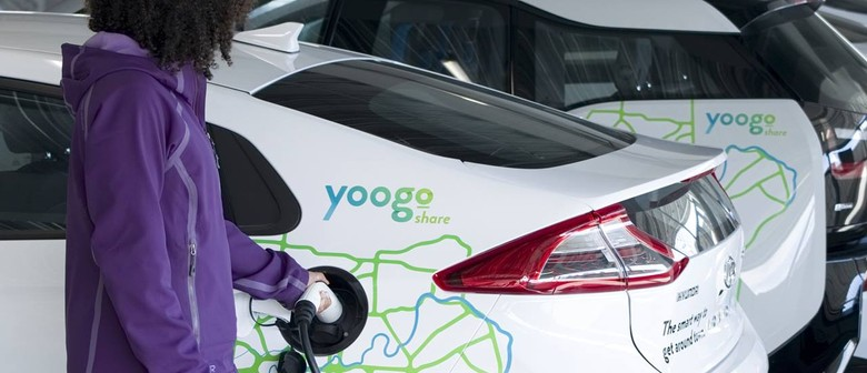 Yoogo Share EV Driver Training