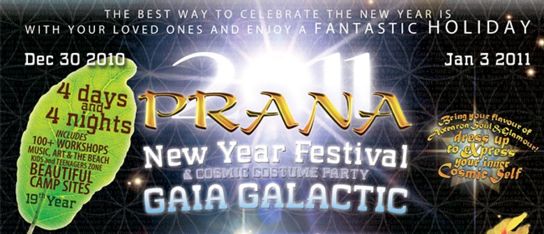 Prana New Year Festival 2011