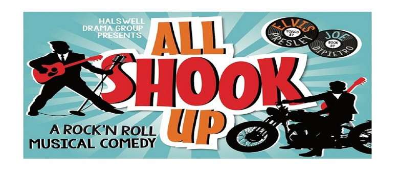 All Shook Up - A Rock 'n Roll Comedy