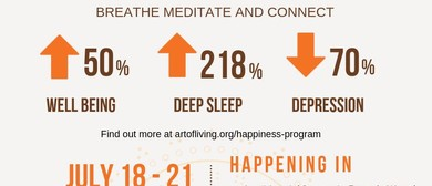 Breathe, Meditate & Connect