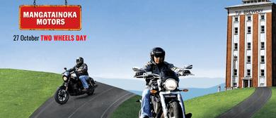 Mangatainoka Motors Two Wheeled Day